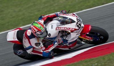 World Superbike: Nicky Hayden su Honda il più veloce a Misano