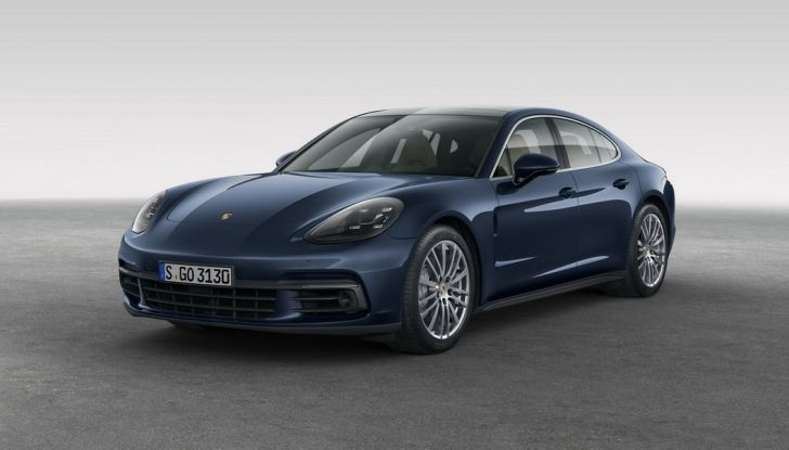 Nuova Porsche Panamera: dotazioni, motorizzazioni e prezzi - Foto 14 di 20