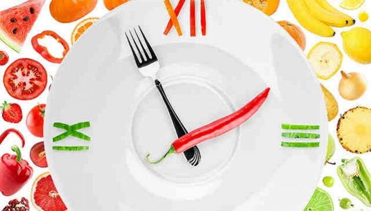 prevenire colpo sonno mangiare 5 volte al giorno