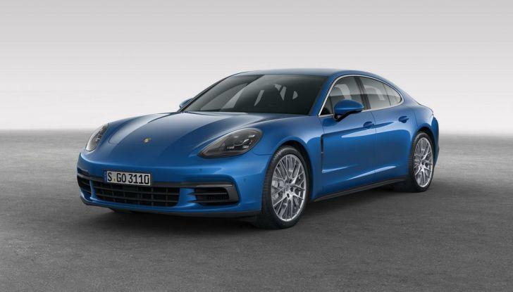 Nuova Porsche Panamera: dotazioni, motorizzazioni e prezzi - Foto 20 di 20