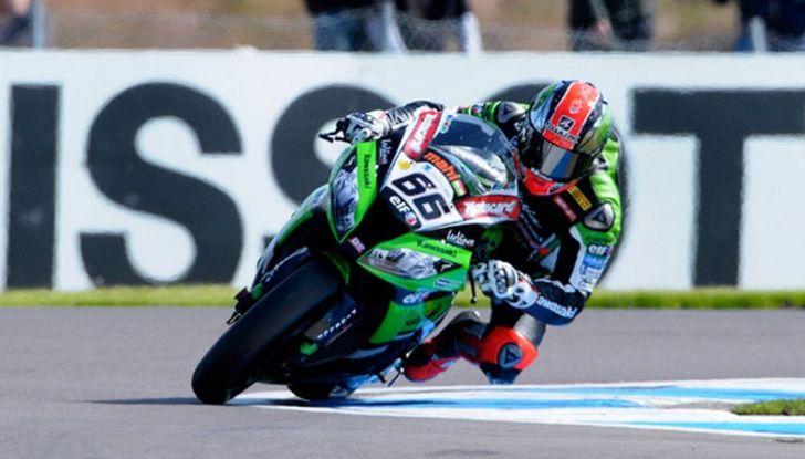 World Superbike: Nicky Hayden su Honda il più veloce a Misano - Foto 4 di 4
