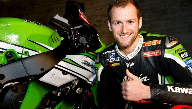 World Superbike: Tom Sykes firma per altri due anni con Kawasaki - Foto 2 di 4