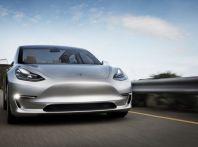 Tesla Model 3: ecco le nuove foto