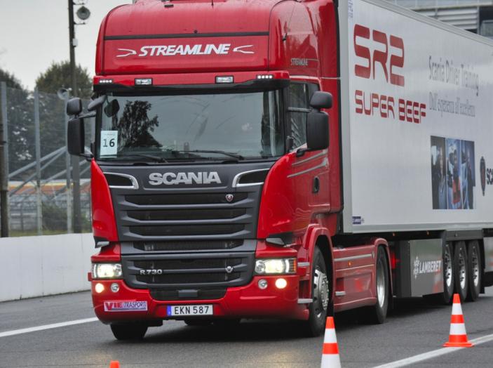 truckEmotion & vanEmotion 2016, dal 14 al 16 ottobre 2016 all'Autodromo di Monza - Foto 5 di 9