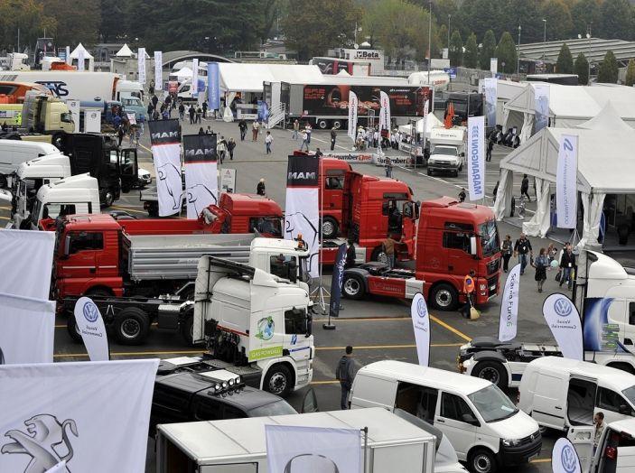 truckEmotion & vanEmotion 2016, dal 14 al 16 ottobre 2016 all'Autodromo di Monza - Foto 6 di 9