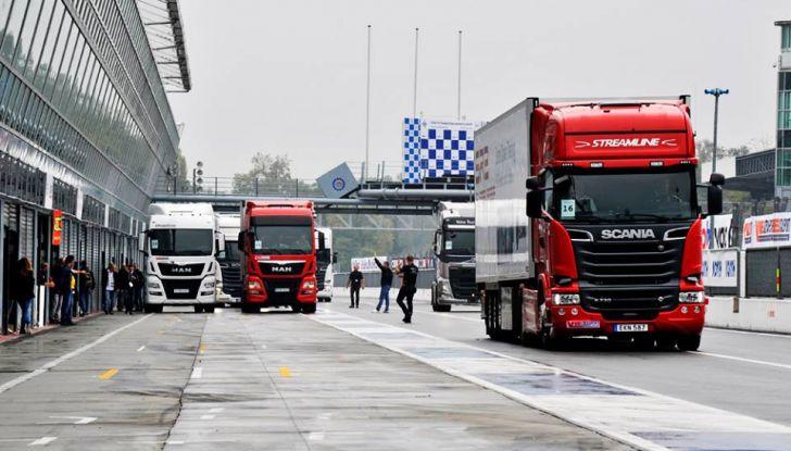 truckEmotion & vanEmotion 2016, dal 14 al 16 ottobre 2016 all'Autodromo di Monza - Foto 2 di 9