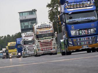 truckEmotion & vanEmotion 2016, dal 14 al 16 ottobre 2016 all'Autodromo di Monza