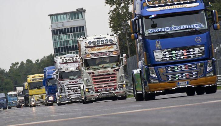 truckEmotion & vanEmotion 2016, dal 14 al 16 ottobre 2016 all'Autodromo di Monza - Foto 3 di 9