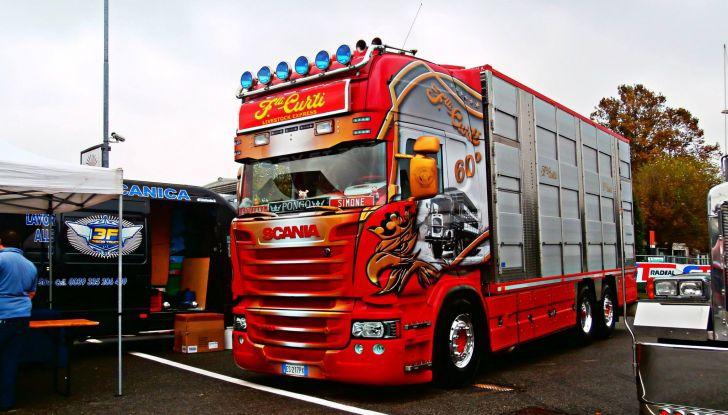 truckEmotion & vanEmotion 2016, dal 14 al 16 ottobre 2016 all'Autodromo di Monza - Foto 1 di 9