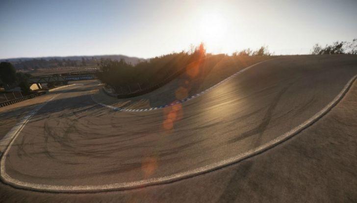 WorldSBK Laguna Seca: in pista due italiani, Raffaele De Rosa e Nicolò Canepa. - Foto 2 di 4