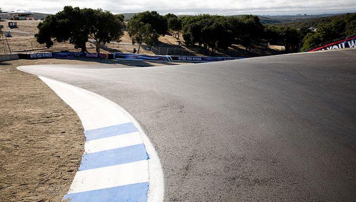 WorldSBK Laguna Seca: in pista due italiani, Raffaele De Rosa e Nicolò Canepa. - Foto 4 di 4