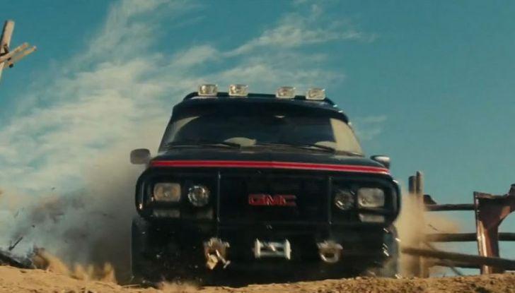 GMC Vandura: il mitico furgone dell'A-Team - Foto 4 di 9