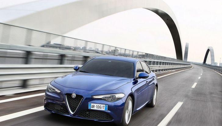 Alfa Romeo Giulia nuovo motore 200 CV (1)