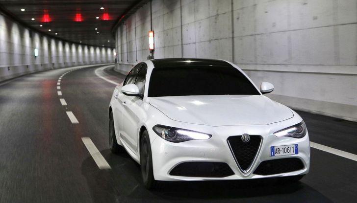 Alfa Romeo Giulia nuovo motore 200 CV (11)