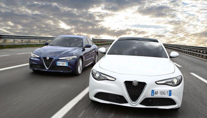 Alfa Romeo Giulia nuovo motore 200 CV (3)