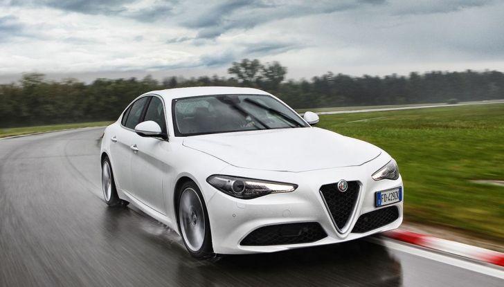 Alfa Romeo Giulia nuovo motore 200 CV (5)