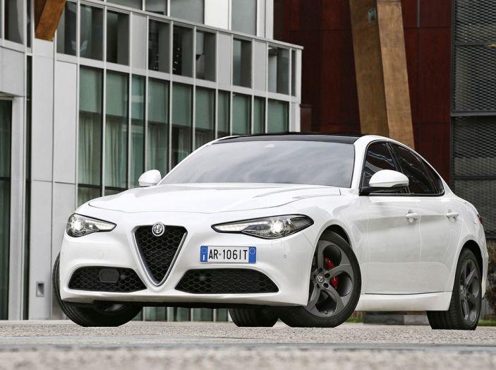 Alfa Romeo Giulia nuovo motore 200 CV (9)