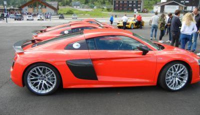 Audi R8 V10 Plus Coupé: prova su strada, prestazioni e motore