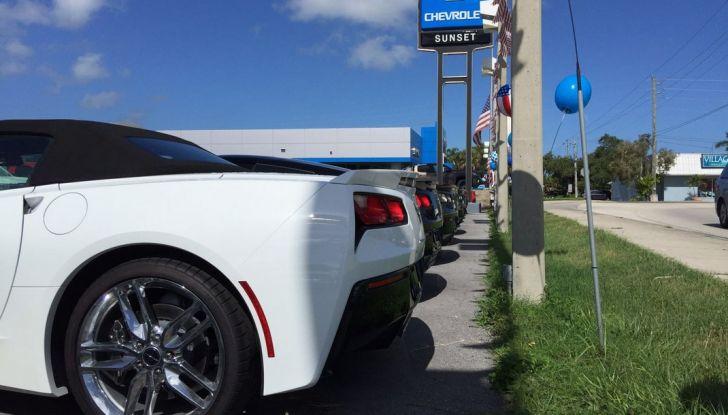 Test Drive: Chevrolet Corvette Cabrio 6.2 V8 provata negli USA - Foto 3 di 19