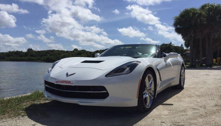 Test Drive: Chevrolet Corvette Cabrio 6.2 V8 provata negli USA - Foto 14 di 19