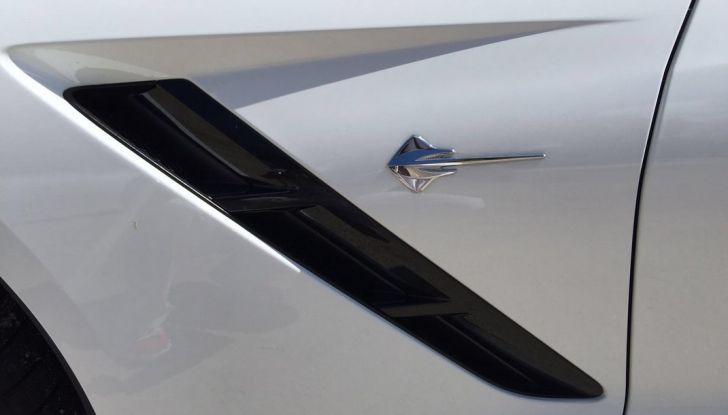 Test Drive: Chevrolet Corvette Cabrio 6.2 V8 provata negli USA - Foto 17 di 19