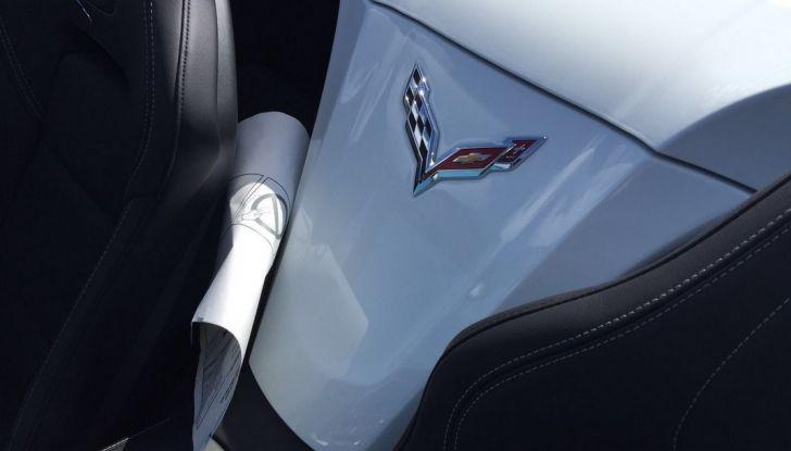 Test Drive: Chevrolet Corvette Cabrio 6.2 V8 provata negli USA - Foto 18 di 19
