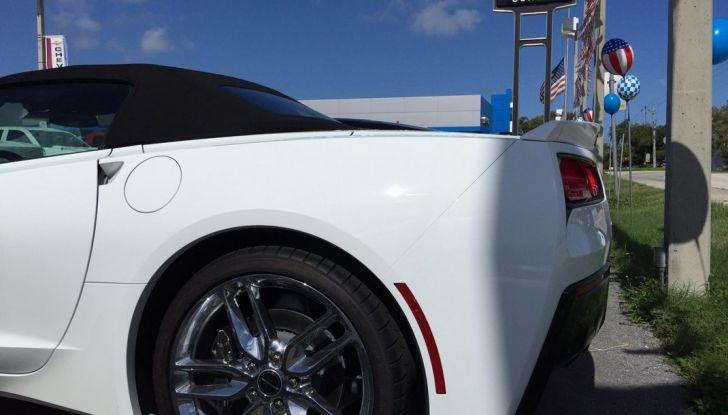 Test Drive: Chevrolet Corvette Cabrio 6.2 V8 provata negli USA - Foto 4 di 19
