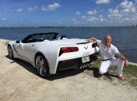 Test Drive: Chevrolet Corvette Cabrio 6.2 V8 provata negli USA