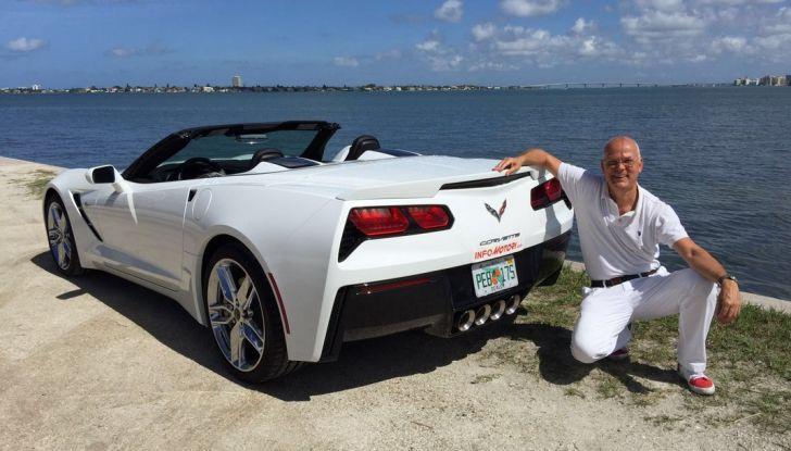 Test Drive: Chevrolet Corvette Cabrio 6.2 V8 provata negli USA - Foto 8 di 19