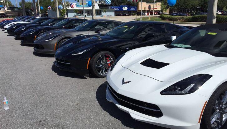 Test Drive: Chevrolet Corvette Cabrio 6.2 V8 provata negli USA - Foto 2 di 19
