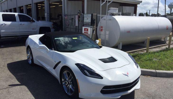 Test Drive: Chevrolet Corvette Cabrio 6.2 V8 provata negli USA - Foto 5 di 19