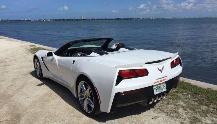 Test Drive: Chevrolet Corvette Cabrio 6.2 V8 provata negli USA - Foto 6 di 19