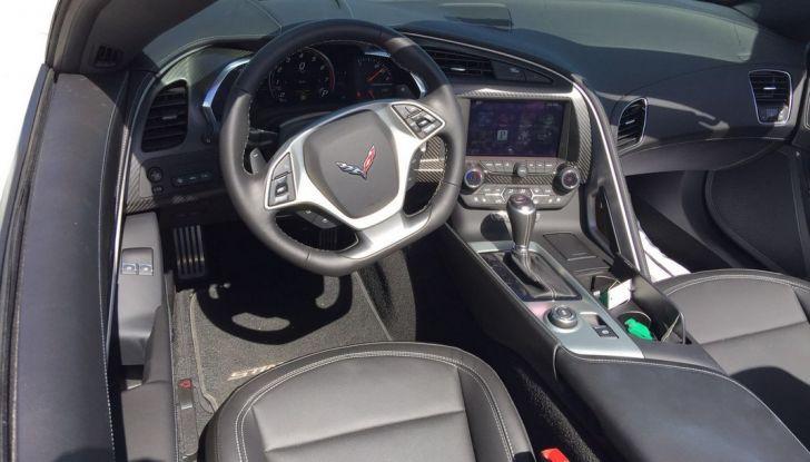 Test Drive: Chevrolet Corvette Cabrio 6.2 V8 provata negli USA - Foto 9 di 19