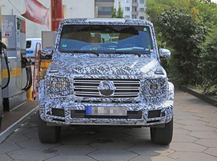 Mercedes Classe G 2018, strada che vince non si cambia - Foto 3 di 21