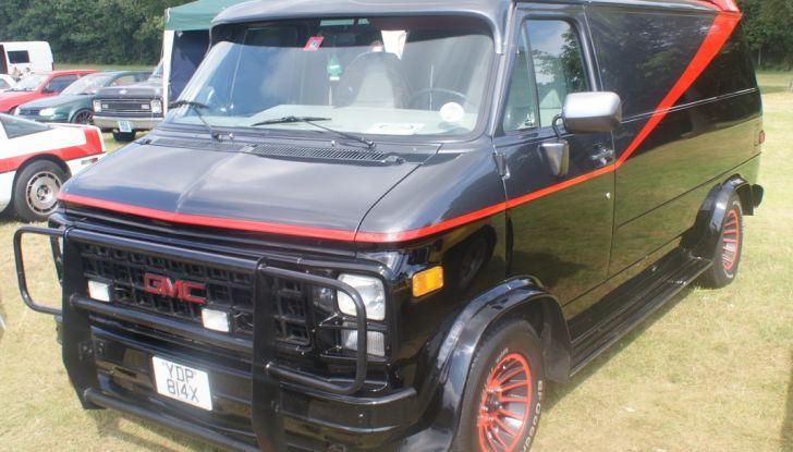 GMC Vandura: il mitico furgone dell'A-Team - Foto 6 di 9