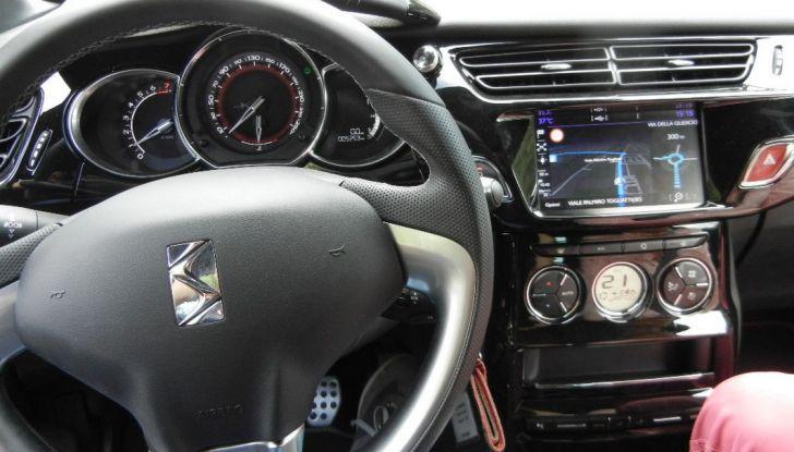 DS3 Performance postazione di guida