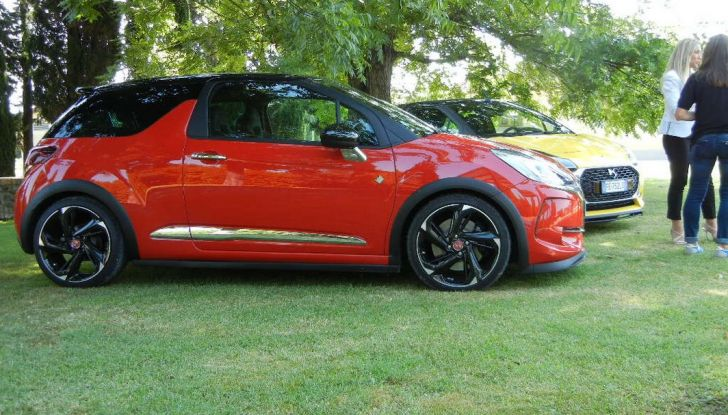 DS3 Performance laterale
