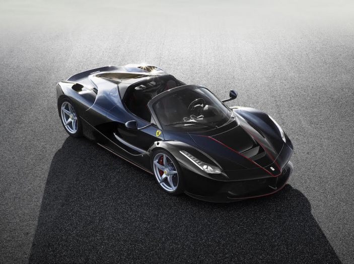 Ferrari LaFerrari, arriva la versione scoperta da 963CV - Foto 2 di 4