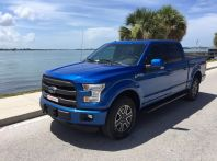Test Drive Ford F-150 negli USA: il pick-up americano provato su strada