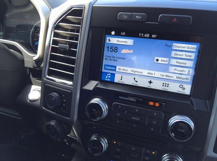 Test Drive Ford F-150 negli USA: il pick-up americano provato su strada - Foto 6 di 17