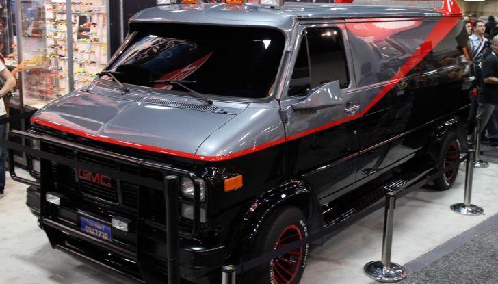 GMC Vandura: il mitico furgone dell'A-Team - Foto 7 di 9