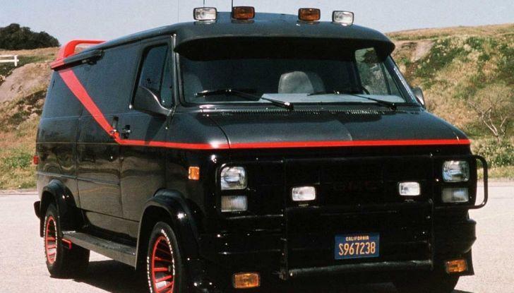 GMC Vandura: il mitico furgone dell'A-Team - Foto 1 di 9