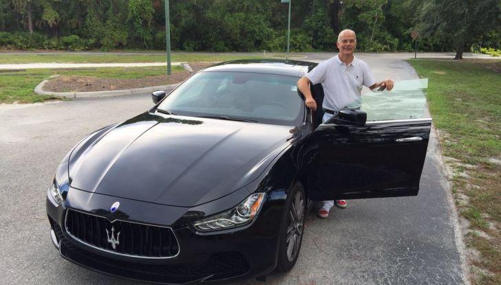 Provata su strada in Florida (USA) la nuova Maserati Ghibli Q4 da 404 CV - Foto 11 di 12