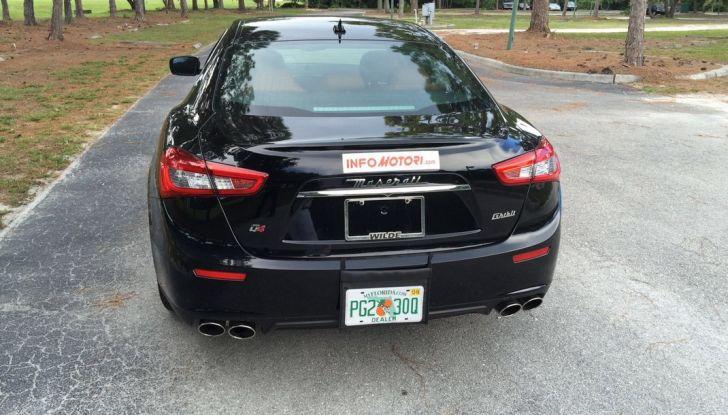 Provata su strada in Florida (USA) la nuova Maserati Ghibli Q4 da 404 CV - Foto 2 di 12