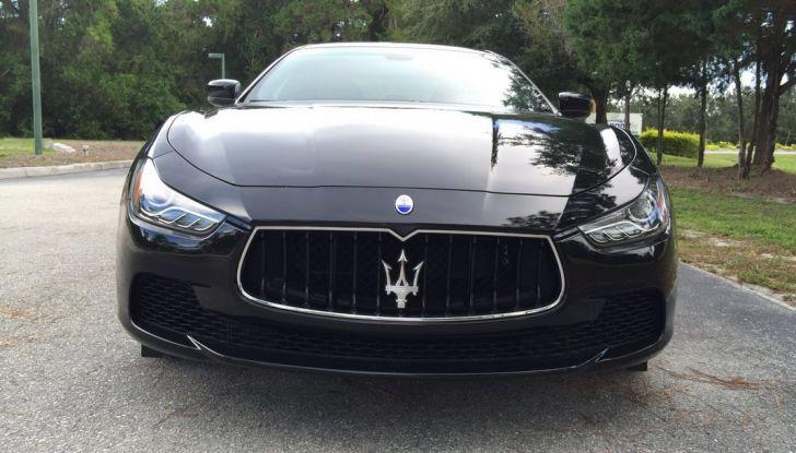 Provata su strada in Florida (USA) la nuova Maserati Ghibli Q4 da 404 CV - Foto 7 di 12