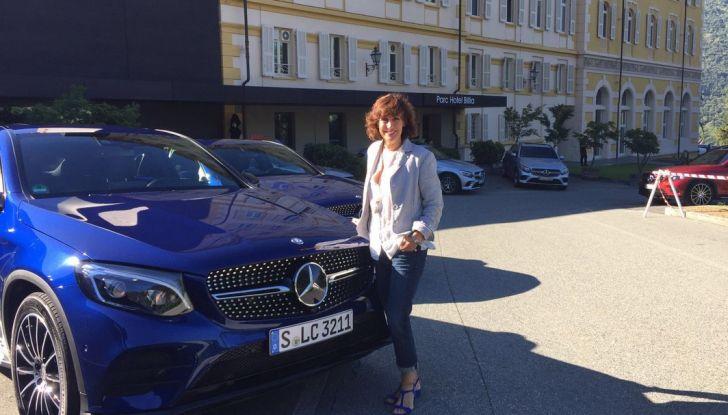 Mercedes GLC Coupè prova su strada, prezzi e allestimenti - Foto 3 di 27