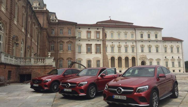 Mercedes GLC Coupè prova su strada, prezzi e allestimenti - Foto 1 di 27
