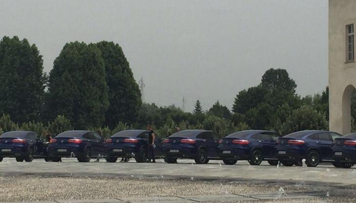 Mercedes GLC Coupè prova su strada, prezzi e allestimenti - Foto 22 di 27