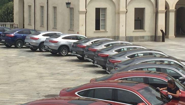 Mercedes GLC Coupè prova su strada, prezzi e allestimenti - Foto 4 di 27