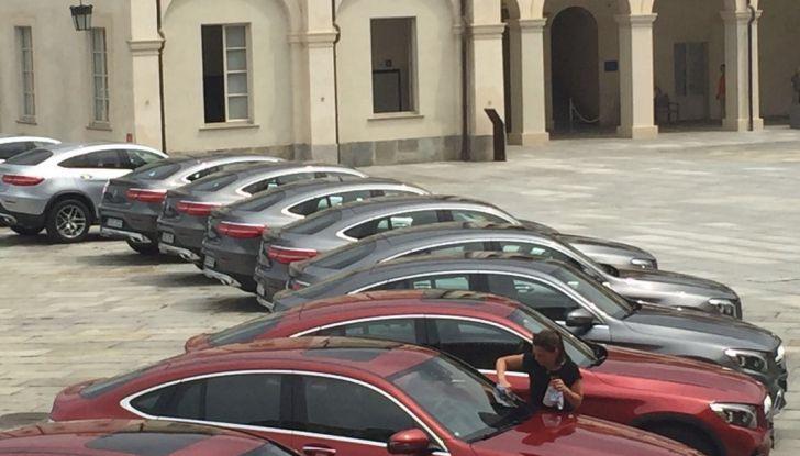 Mercedes GLC Coupè prova su strada, prezzi e allestimenti - Foto 23 di 27